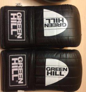 Снарядные боксерские перчатки