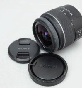 Sony Dt 18-55 мм F/3.5-5.6 Sam объектив для Sony