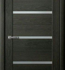 Двери царговые ЭКОшпон