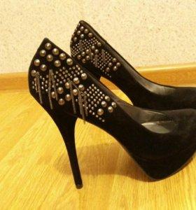Туфли 38-39 размер