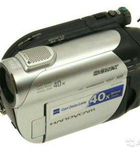 Видеокамера.soni