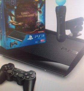 Продам Sony PlayStation 3 slim