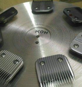 Заточка ножей машинок для стрижки волос