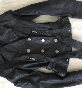 Куртка плащ Готье