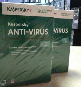 Антивирус Kaspersky для Дома 2Пк 12 мес.