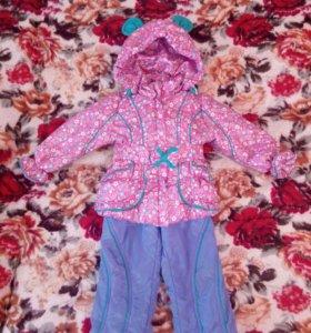 Комплект куртка+комбинезон демисезонный