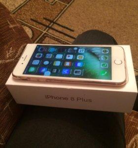 iPhone 8+ 256 gig