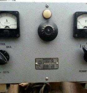 Выпрямитель, зарядное устройство ВСА-5К