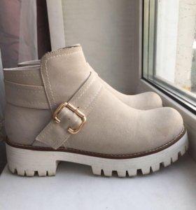Ботинки демисезон Taccardi