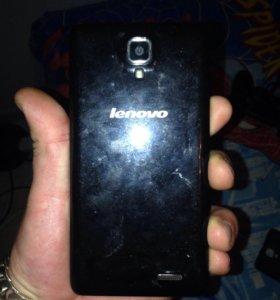 Телефон Ленова