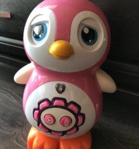 Интерактивная игрушка пингвиненок