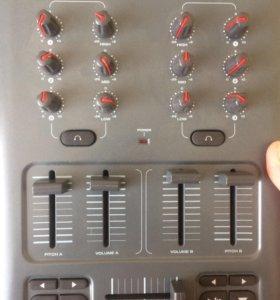Dj контролер M-Audio XSession pro