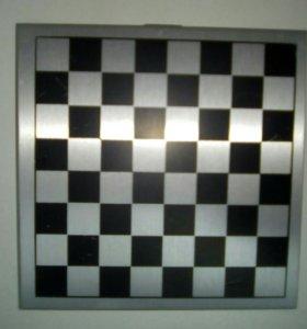 Набор 3 в 1 для игры в шашки ,шахматы, нарды
