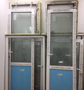 Окна и двери стеклопакеты