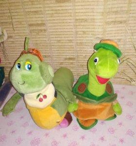 Вупсинь и черепаха цена за две игрушки