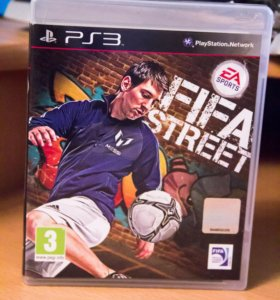 Fifa Street (Игра на PS3)