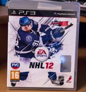 NHL 12 (Игра на PS3)