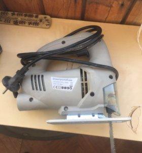 Электролобзика 350 ватт