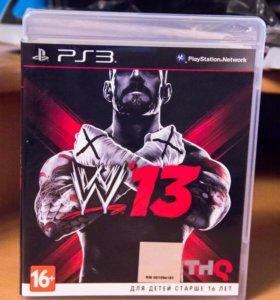 W'13 (Игра на PS3)