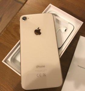 Iphone8 64Gb Gold