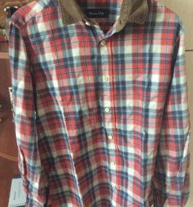 Рубашка Massimo Dutti размер S