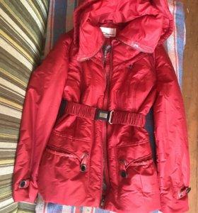 Куртка на девушку (весна и осень)