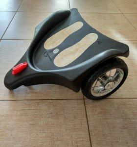 Подножка на коляску для второго ребенка teutonia