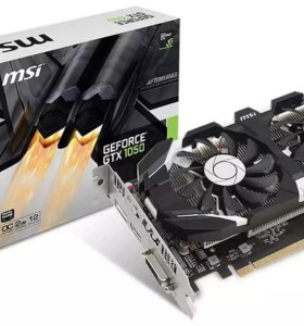 Видеокарта MSI GeForce GTX 1050