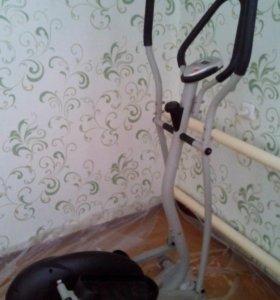 Эллиптический велотренажёр BRUMER