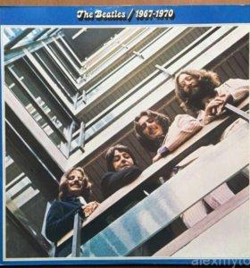 Beatles 1967-1970 2LP 1973 Germany