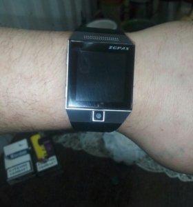 Часы телефон ZGPAX S5