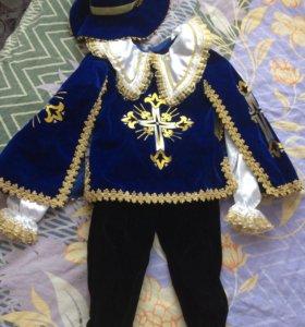 костюм мушкетёр