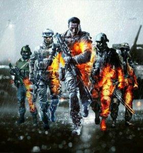 Battlefield 2,3,4 Premium