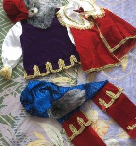 костюм кот в сапогах