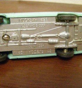 Модель 1:43 Москвич 426 СССР
