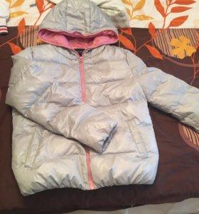 Женская куртка зимняя , 46 размер