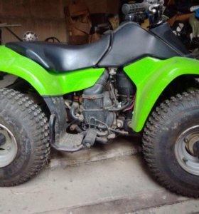Квадроцикл Kawasaki KFX-80
