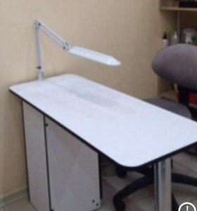 стол и стул маникюрные