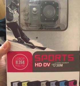 Sports hd экшен камера