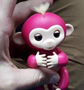 Интерактивная обезьянка Fingerlings. Все цвета.
