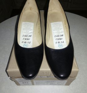 Туфли для военнослужащих женщин