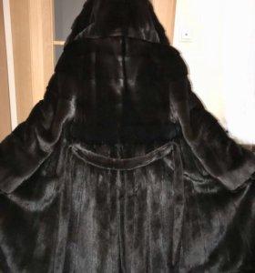 Шуба норковая blackglama
