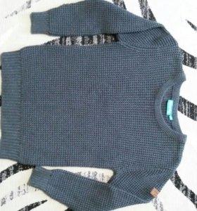 Свитер (кофта) для мальчика 134 р новая