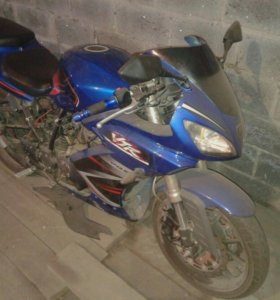 Мотоцикл китай