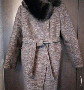 НОВОЕ пальто женское 46-48
