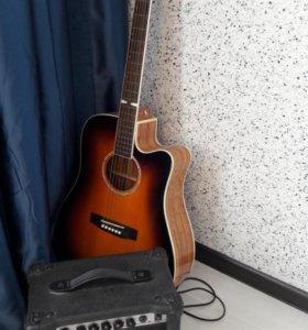 Комбик для акустической гитары