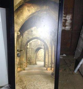 Дверь PREMIUM (фирма Аманит) выcтовочная