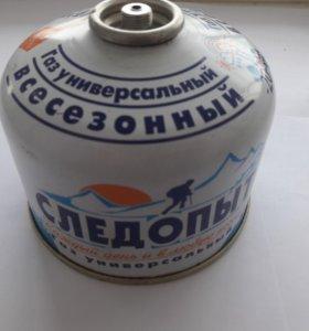 газовая горелка + баллон