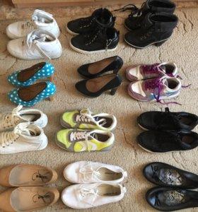 Обувь 35,36