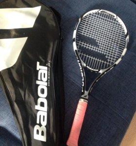 Теннисная женская ракетка